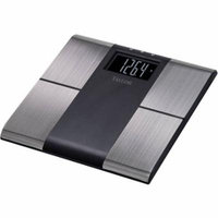 Taylor 5780F Stainless Steel BIA Scale: Bodyfat, Bodywater, Muscle Mass