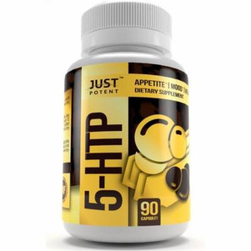 Just Potent High Grade 5-HTP :: 200mg per Capsule :: Weight Loss*, Appetite Suppression*, and Better Mood* :: 90 Capsules