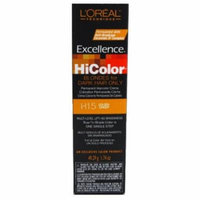 L'Oreal Excellence Hicolor Golden Ginger 1.74 oz. Tube