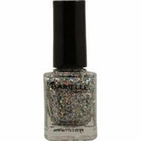Barielle Solid as A Rock Nail Polish, Matte Gray, 0.45 Ounce