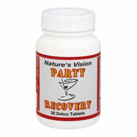 Nature's Vision - Party Recovery - 30 Tablets