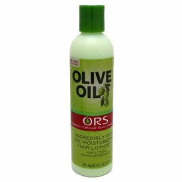 Organic Root Stimulator Olive Oil Hair Lotion 8.5 oz. (3-Pack) with Free Nail File