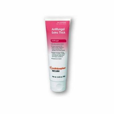 Smith & Nephew Antifungal Secura 2% Strength Cream 3-1/4 oz. Tube (#59432900, Sold Per Piece)
