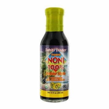 Tahiti Trader Organic Island Style Noni Juice 12 oz