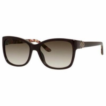 Liz Claiborne Sunglasses 559/S 0JUB Mahogany
