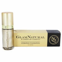 GlamNatural - Hydrating Foundation Beige 1 - 1 oz.