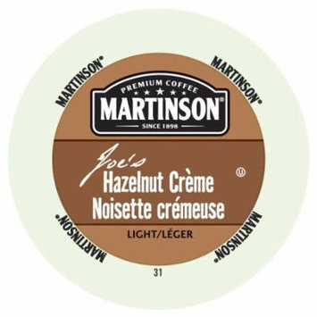 Martinson Coffee Hazelnut Crème, RealCup portion pack for Keurig K-Cup Brewers, 24 Count