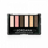 (3 Pack) JORDANA Made To Last Powder Eyeshadow Collection - Beachy Keen