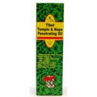 Deity Of Hair Tibet Temple & Nape Penetrating Oil 6 oz. (Pack of 6)