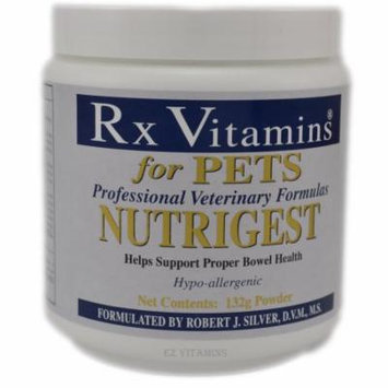 Rx Vitamins for Pets NutriGest for Dogs & Cats Powder 132 gms