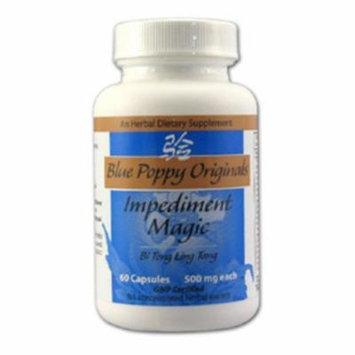 Blue Poppy Impediment Magic 60 caps