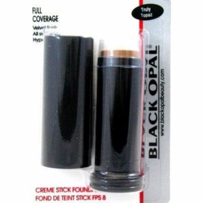 Black Opal Stick Foundation Truly Topaz (3-Pack) with Free Nail File