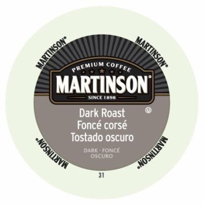 Martinson Coffee Dark Roast, RealCup Portion Pack For Keurig Brewers, 144 Count