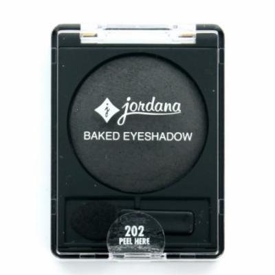 (3 Pack) JORDANA Baked Eyeshadow - Black Slate