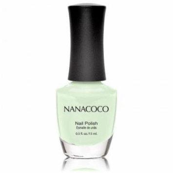 Nanacoco Nail Polish My Love (6 Pieces) Mint