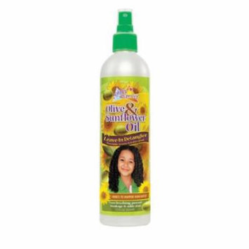 Soft 'n Free N'Pretty Olive & Sunflower Oil Leave-In Detangler 12 oz.