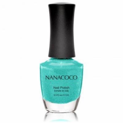Nanacoco Nail Polish Chapel Of Love (6 Pieces) Teal