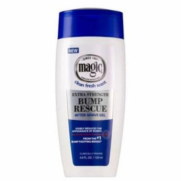 Magic Shave Extra Strength Bump Rescue After Shave Gel 4.36 oz.