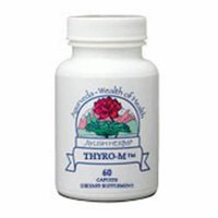 Ayush Herbs Thyro-M 60 caplets