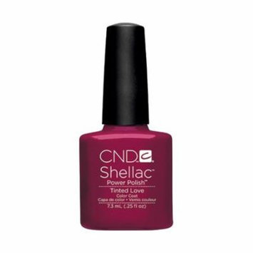CND Shellac Nail Polish - Tinted Love