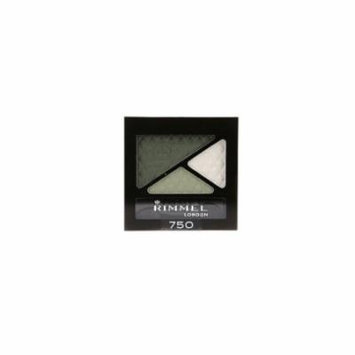 (3 Pack) RIMMEL LONDON Glam'Eyes Trio Eyeshadow - Tempting