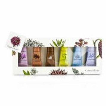Crabtree & Evelyn Best Seller Hand Cream Set: La Source 25g + Gardeners 25g + Rosewater 25g + Lavender 25g + Citron 25g
