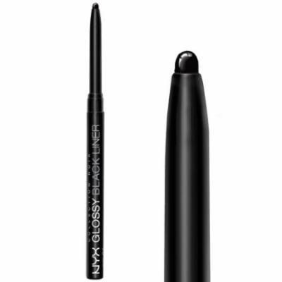 (6 Pack) NYX Collection Noir Black Liner - Glossy Black Liner