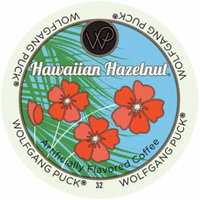 Wolfgang Puck Hawaiian Hazelnut, RealCup Portion Pack For Keurig Brewers, 144 Count