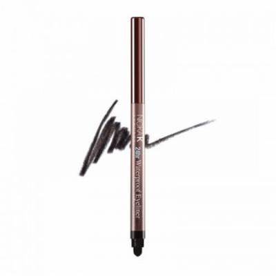 NICKA K 24H Waterproof Eyeliner - NYA40 Black