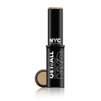 (3 Pack) NYC Get It All Foundation - Nude