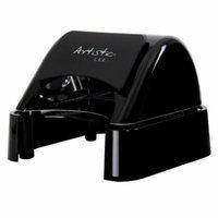 Artistic Nail Design LED Nail Dryer with Purple Light Lamp, Black 03300