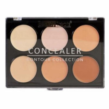 (6 Pack) BEAUTY TREATS Concealer - Contour Collection - Light
