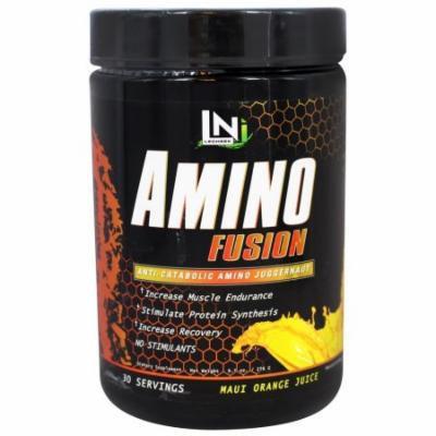Lecheek Nutrition - Amino Fusion Maui Orange Juice - 9.7 oz.