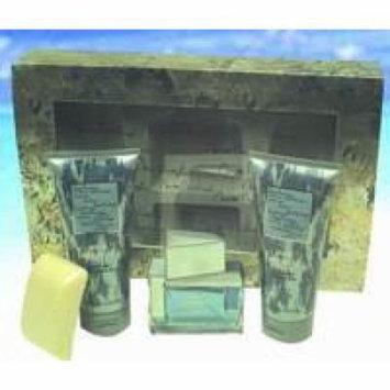 Mick Micheyl Gift Set 3 Pieces (2.0 oz. Eau De Toilette Spray + 6.8 oz. Balm + 3.52 oz. Soap) Men by Mick Micheyl perfumes.
