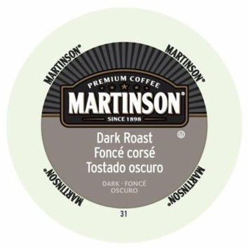 Martinson Coffee Dark Roast, RealCup Portion Pack For Keurig Brewers, 96 Count