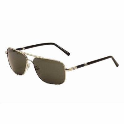 Montblanc Geometric Men's Sunglasses
