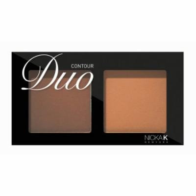 (6 Pack) NICKA K Duo Contour - NDO08