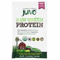 Juvo Inc. - Raw Green Protein - 10 x 1.4 oz. Packets