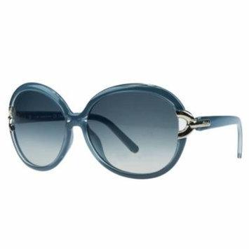 Chloe CE636/S 444 Acqua Round Sunglasses