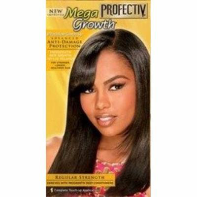 Profectiv New Growth Therapeutic Relaxer Regular, Normal, One Complete Touch-Up Application 1 ea
