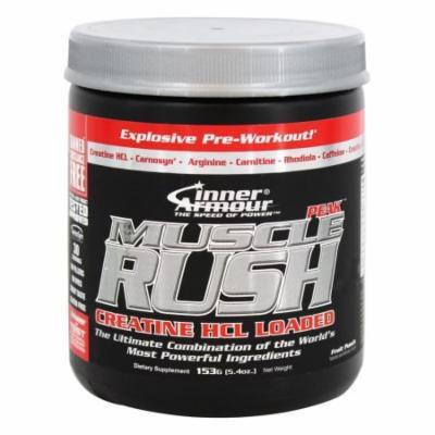 Inner Armour Black - Muscle Rush Peak Fruit Punch - 5.4 oz.