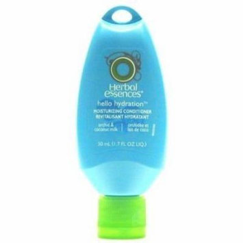 Clairol Herbal Essences Conditioner 1.7 oz. Hello Hydrating Moisture (Pack of 12) #01991 (Pack of 3)