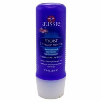 Aussie Deeeeep 3 Minute Miracle Moisture Treatment 8 oz. (3-Pack) with Free Nail File