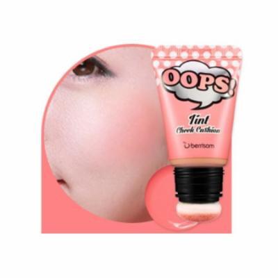 (6 Pack) BERRISOM Oops Tint Cheek Cushion - Cream Peach