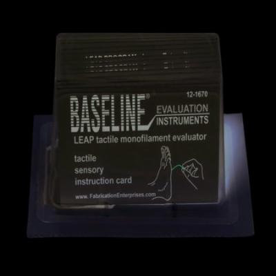 Disposable Baseline Tactile monofilament evaluator, 5.07 (10 gram), 20 each (ADA)