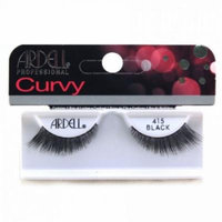 (6 Pack) ARDELL Lashes Curvy Collection - 415 Black