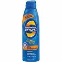 Coppertone Sport Continuous SPF#30 Spray 6 oz. (Case of 6)