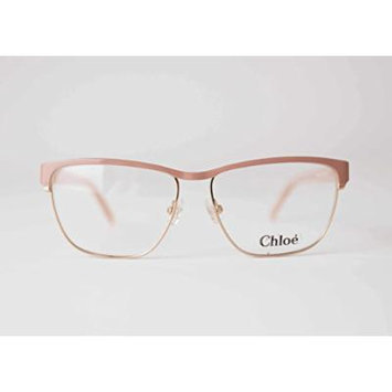 Chloe Eyeglasses, CE 2104, Gold/Nude (719)