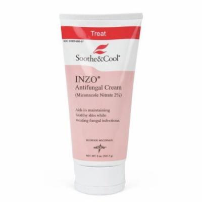 DeRoyal Soothe & Cool INZO Antifungal Cream - 12 Per Case