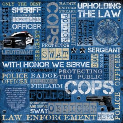 Law Enforcement Paper 12